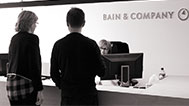 A career at Bain